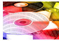 DVD disk and database